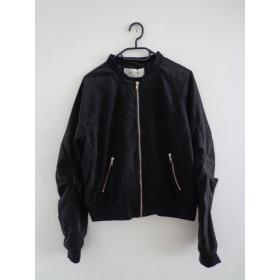 Čierna dámska bunda Only