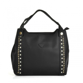 Čierna kabelka na rameno