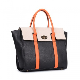 Čiernobiela kabelka s...