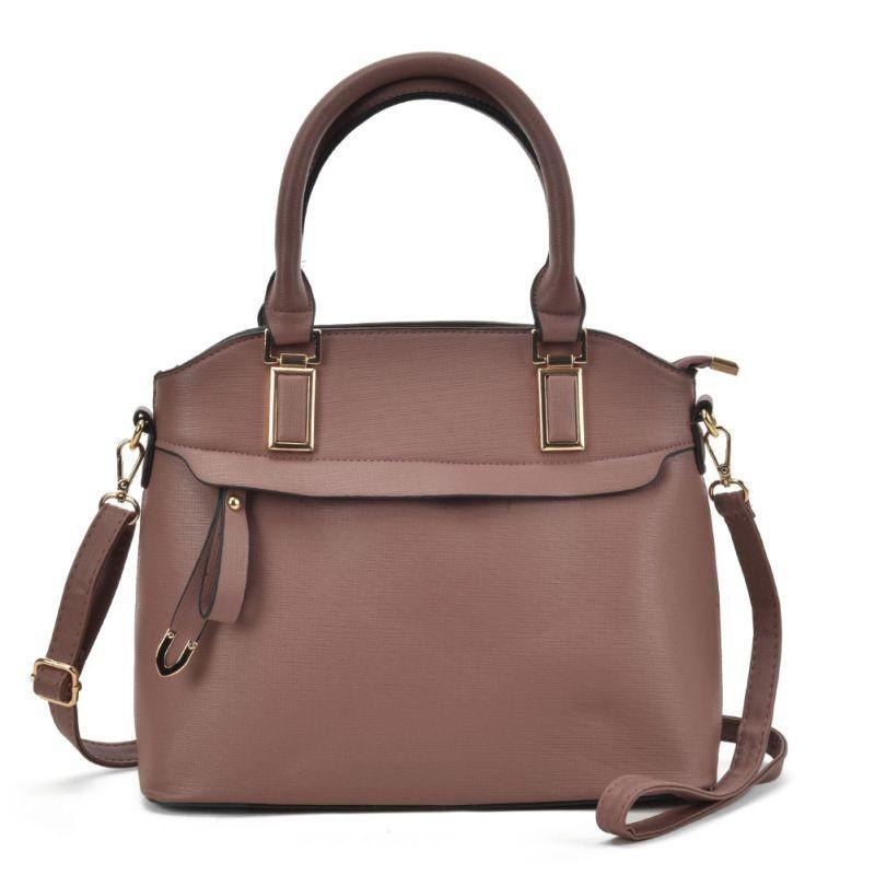 Dámska kabelka - staroružová