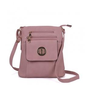 Ružová kabelka Amulet