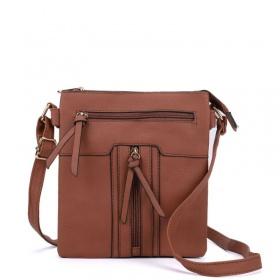 Hnedá kabelka Kros