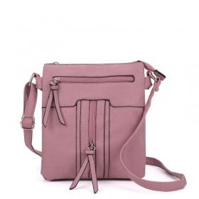 Ružová kabelka Kros