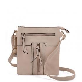 Béžová kabelka Kros