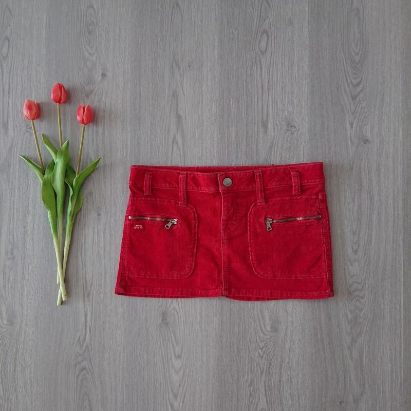 Červená sukňa Miss Sixty II