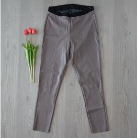 Svetlo hnedé dámske nohavice S. Oliver