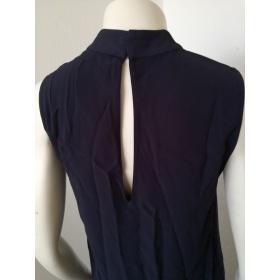 Modrá dámska tunika Zara