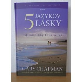 Kniha:  5 jazykov lásky -...