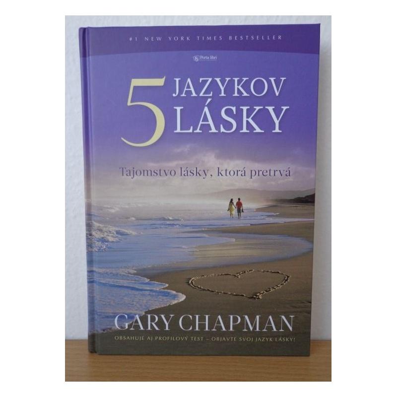 Kniha:  5 jazykov lásky - Gary Chapman