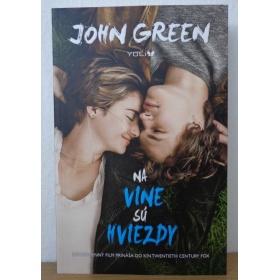 Kniha:  Na vine sú hviezdy - John Green