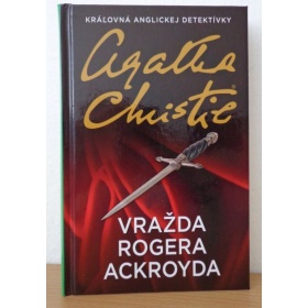 Kniha:  Vražda Rogera...