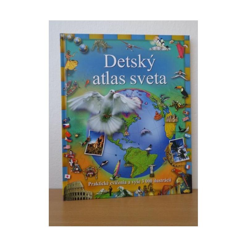 Kniha:  Detský atlas sveta