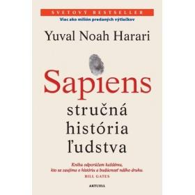 Kniha:  Sapiens - Yuval...