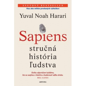 Kniha:  Sapiens - Yuval Noah Harari