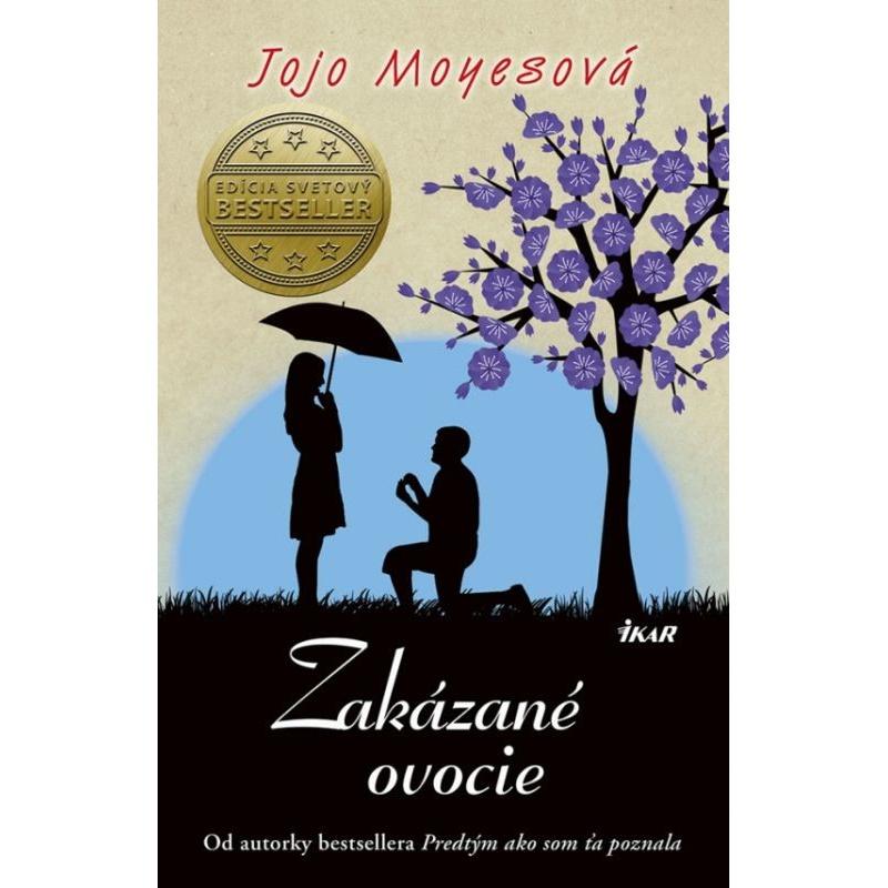 Kniha:  Zakázané ovocie - Jojo Moyesová