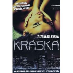 Kniha:  Kráska - Zuzana...