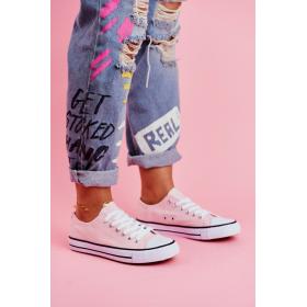Ružové Dámske tenisky  -...