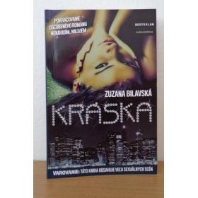 Kniha:  Kráska - Zuzana Bilavská