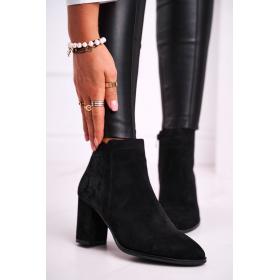 Čierne Dámske topánky...