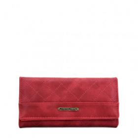Dámska červená peňaženka –...