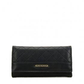 Dámska čierna peňaženka –...