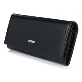 Čierna peňaženka klasik