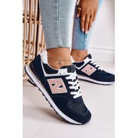 Športové topánky čierne dámske F4U13824