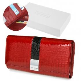 Dámska kožená peňaženka LUXINKA