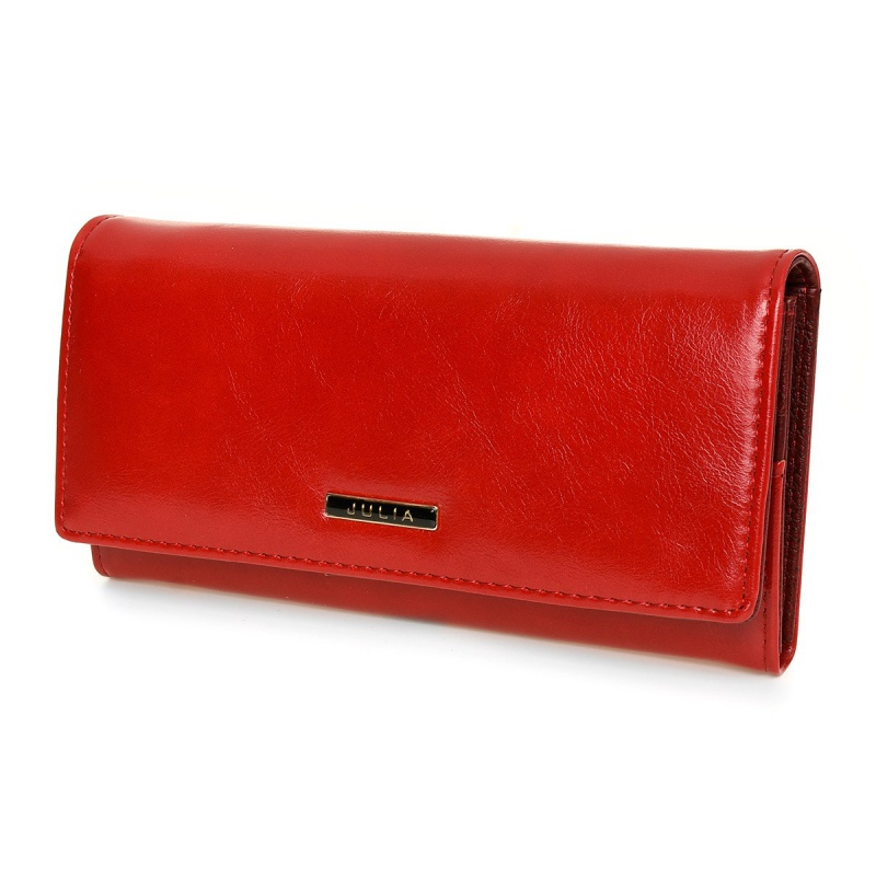 Veľká kožená peňaženka Julia