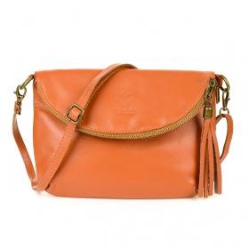 Malá kožená kabelka CAMELIA