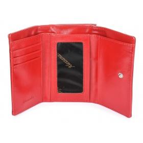 Červená peňaženka ALESSANDRO EKO