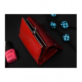Červená peňaženka T-REX