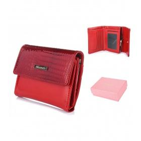 Červená peňaženka ALESSANDRO HIT