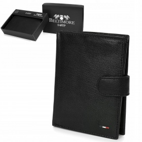 Pánska kožená peňaženka LOCKY