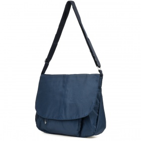 Dámska modrá kabelka Nelly