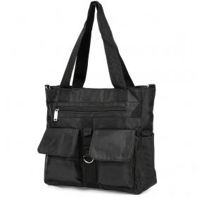 Dámska čierna kabelka ASTERY