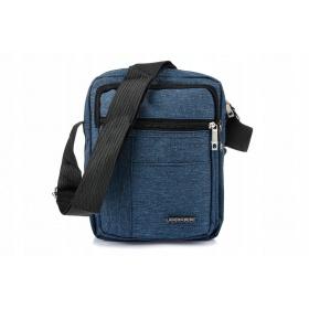 Modrá pánska crossbody taška Versoli