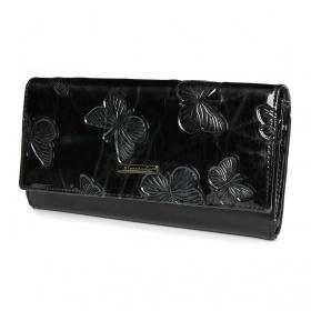 Čierna dámska peňaženka ALESSANDRO - HIT2021