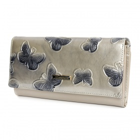 Strieborná dámska peňaženka ALESSANDRO - HIT2021