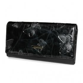 Čierna dámska peňaženka ALESSANDRO - TOP2021