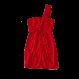 Červené Dámske Šaty Bcbg Max Azria