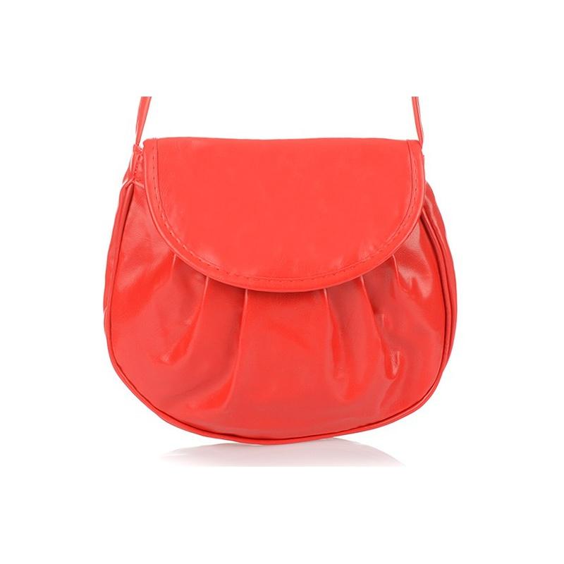 Malá červená kabelka RENA