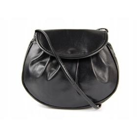 Malá čierna kabelka RENA