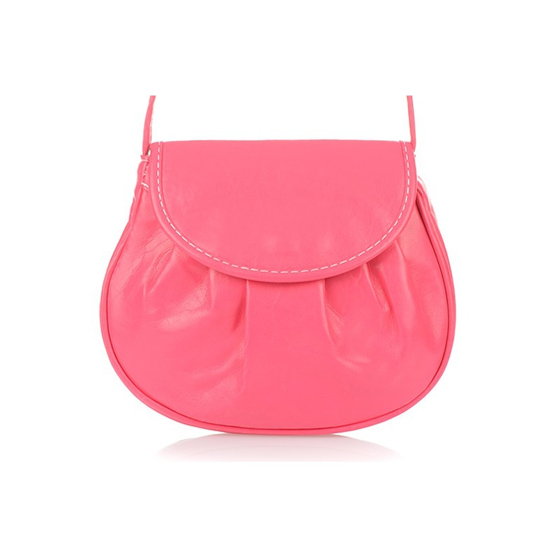 Malá ružová kabelka RENA