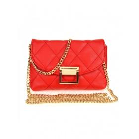 Malá červená kabelka EXCLUSIVE