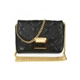 Malá čierna kabelka EXCLUSIVE