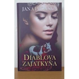 Kniha:  Diablova zajatkyňa...