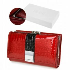 Dámska peňaženka kožená RFID