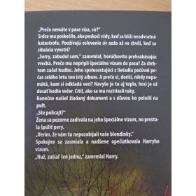 Kniha Netopierí muž - Jo Nesbo
