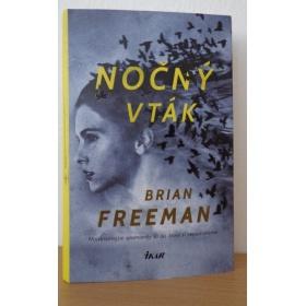 Kniha:  Nočný vták - Brian...